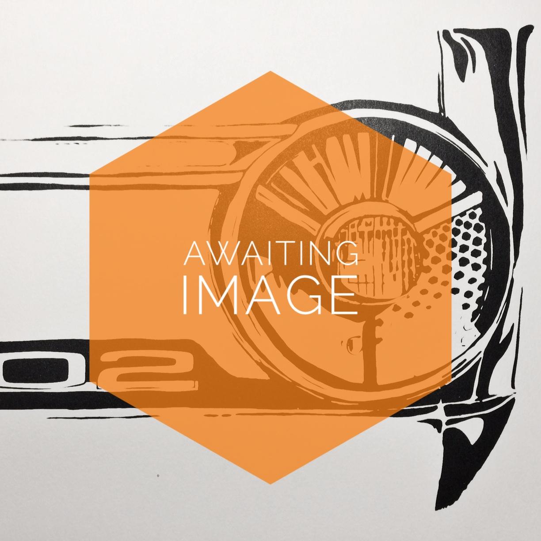 (02 models) 1600ti Rear Panel Script Badge