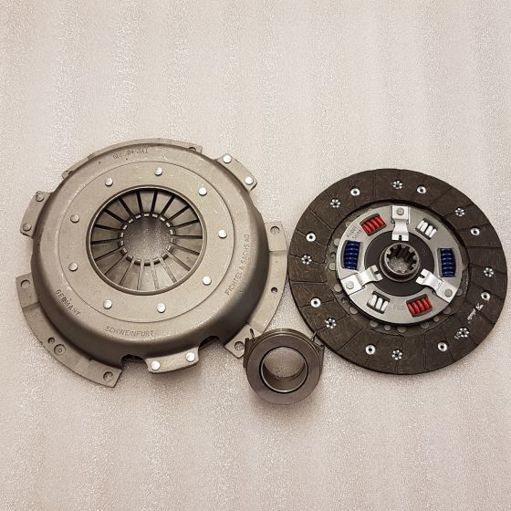(02 models) Clutch Kit Complete 215mm Reconditioned (surcharge - see full description)