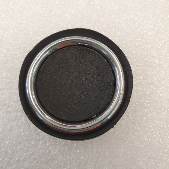 (02 models) Quarter Light Control Knob Cap with silver ring
