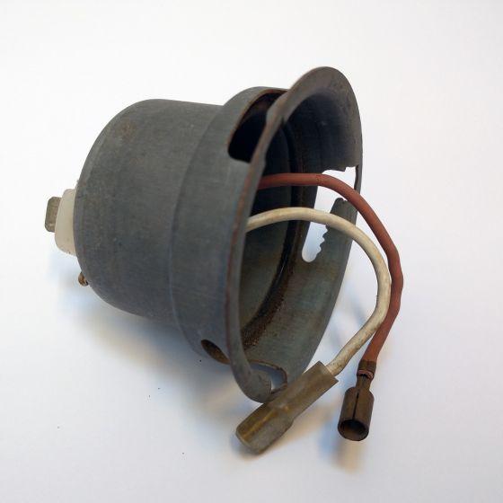 (E9 2.5CS-3.0CSL) Head Lamp Main Beam Cover Cap Metal NOS