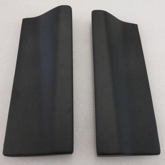 (E9 2.5CS-3.0CSL) CSL Replacement Scheel Seat Side Plastic Trim (pair)
