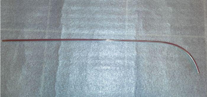 (02 models) Boot Side Waist Moulding  R