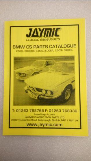 Jaymic CS Parts Catalogue