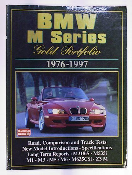 M Series Gold Portfolio Book