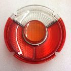 (02 models) Rearlamp Lens Round LH >73 (P)
