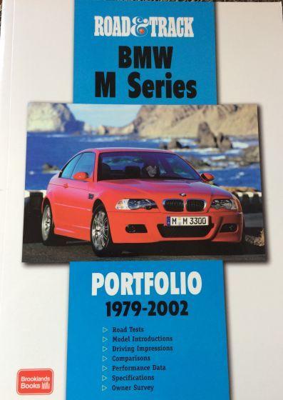 M Series Portfolio Book 1979-2002