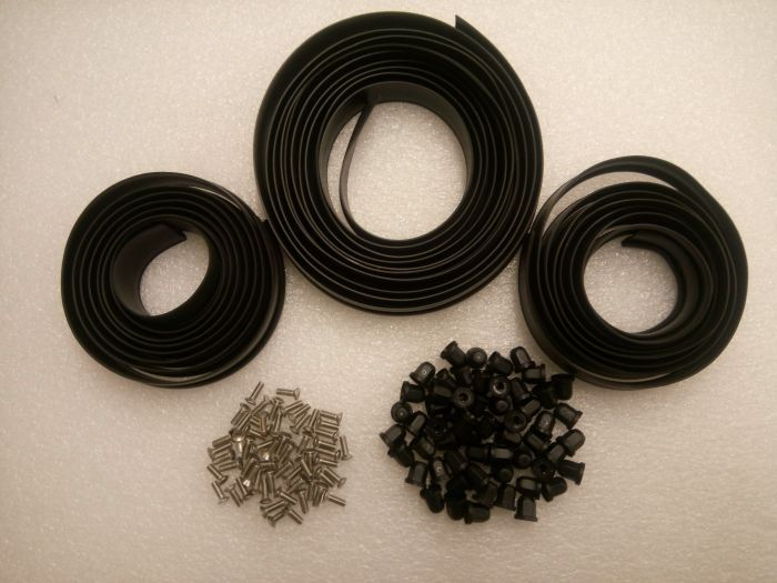 (02 models) Turbo Body Styling Kit - Fixing Kit