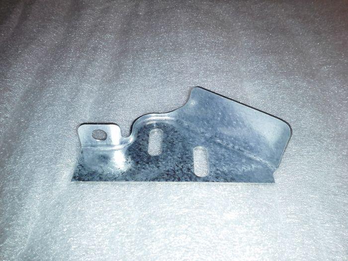 (02 models) Bonnet Lock Plate on Bonnet  L