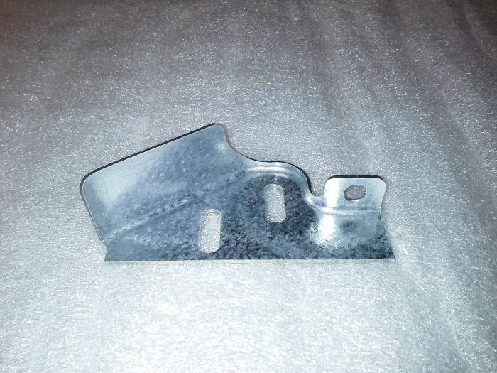 (02 models) Bonnet Lock Plate on Bonnet  R