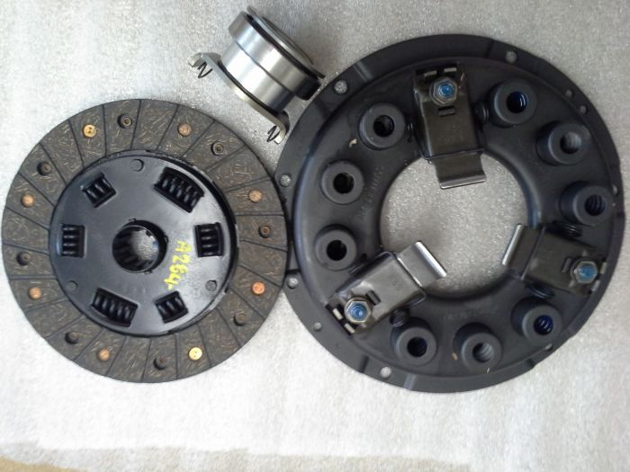 (02 models) Clutch Kit Comp 1602 200mm Reconditioned (surcharge - see full description)