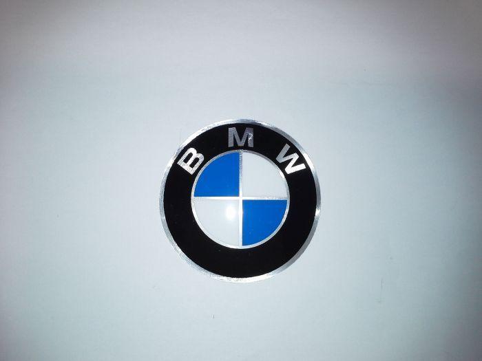 (02 models) 82mm BMW Hub Cap Emblem (fits 02CR.0820)