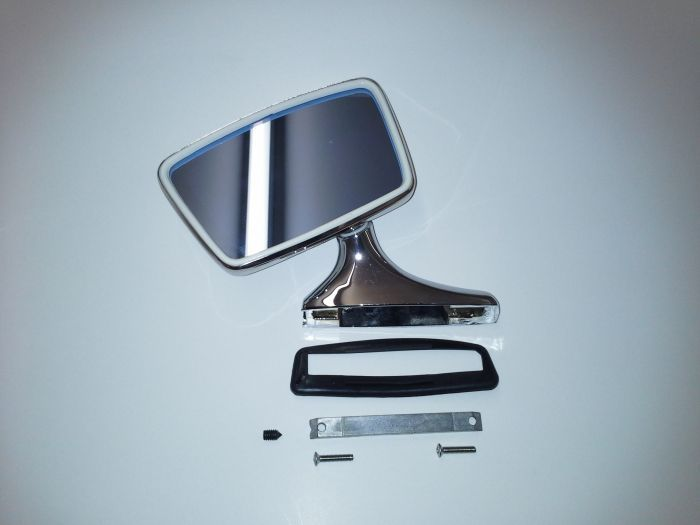 (E3 2500 to 3.3Li) Door Mirror Early Type LH BMW