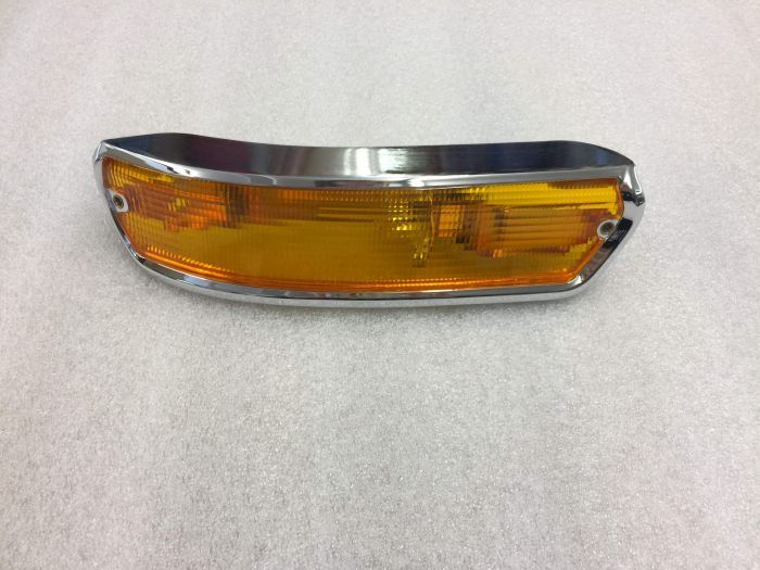 (02 models) Indicator Lamp Front UK Type  (P) LH