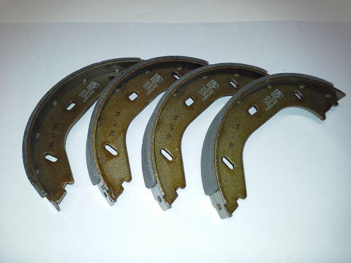 (E9 2.5CS-3.0CSL) Handbrake Shoes Set  3.0CS-CSL