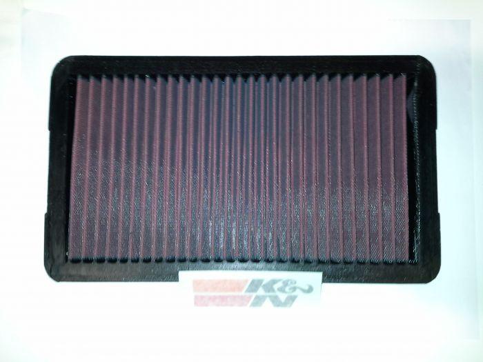 (E9 2.5CS-3.0CSL) K&N Hi Flow Air Filter 3.0 CSi-CSL
