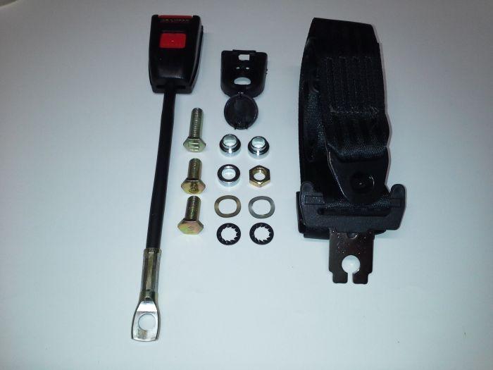 (E9 2.5CS-3.0CSL) Seat Belt Front Fixed  (P)
