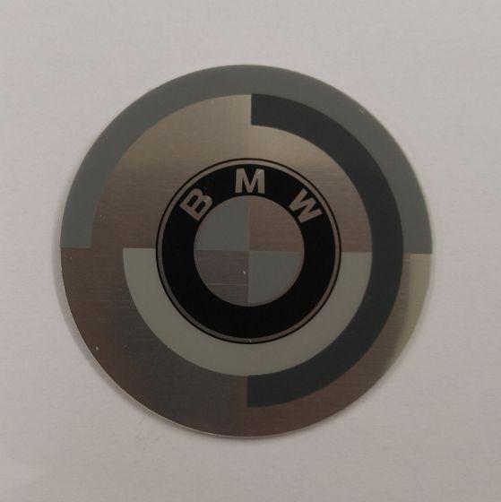 (E21) BBS Motorsport Centre Cap Badge Emblem 45mm
