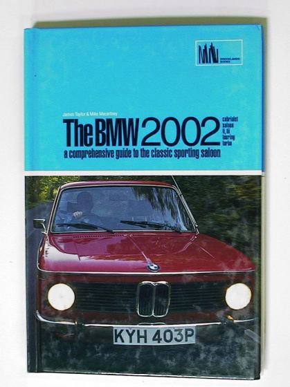 The BMW 2002 Book