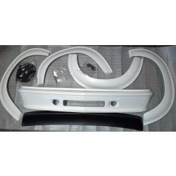 (02 models) Full Turbo Body Kit 2 Duct (P)