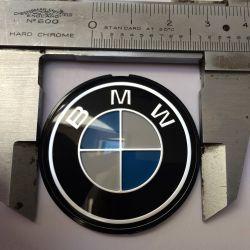 (02 models) Roundel Badge 73> Steering Wheel 41mm