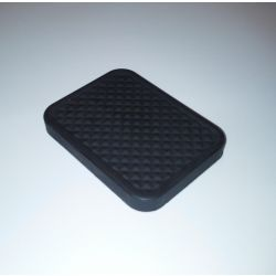 (02 models) Brake Pedal Rubber 2002 Auto