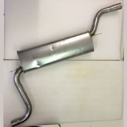 (02 models) Rear Silencer 1502-2002tii  (P)
