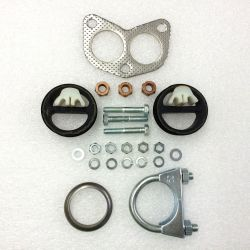 (02 models) Mounting kit for exhaust system 1502-2002tii