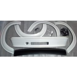 (02 models) Full Turbo Body Kit 1 Duct (P)