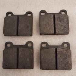 (02 models) Brake Pads 1502 and 1602/2002 up to 1969