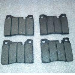 (E9 2.5CS-3.0CSL) Front Brake Pad Set OE