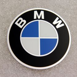 (02 Models) 1502 Hub Cap Badge 60mm