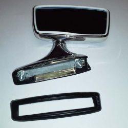 (E3 2500-3.3Li) Door Mirror Early Small Type RH (P)