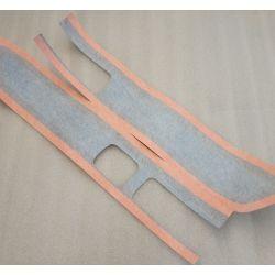 (02 Models) 2002Turbo Front Spoiler Stripe Set (P)