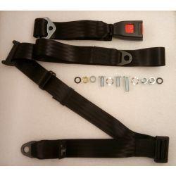 (02 models) 1502-2002 Seat Belt 3 Point Static - Rear