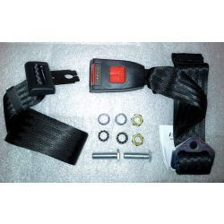 (02 models) Seat Belt 2 Point Lap Belt - Rear