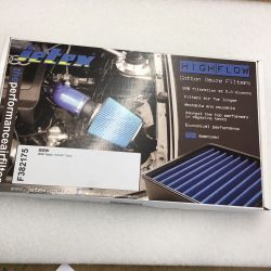 (02 models) Air Filter 2002 Turbo - High Perfomance