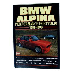 BMW Alpina Portfolio 1988-1998