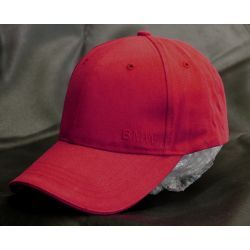 Baseball cap red, BMW