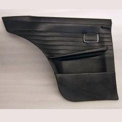 (02 models) Pair of Interior Trim Pads Black 1973on USED
