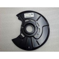 (E9 2.5CS-3.0CSL) Front Brake Disc Dust Cover 3.0CS-CSL  R