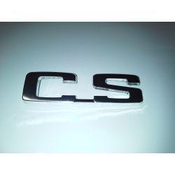 (E9 2.5CS-3.0CSL) CS Badge  BMW