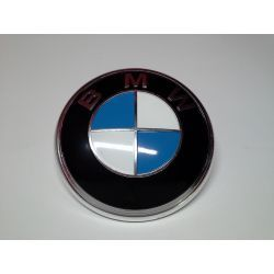 (E9 2.5CS-3.0CSL) CS Bonnet BMW Roundel Badge Alloy Type