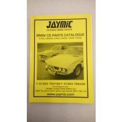 Jaymic CS Parts Catalogue