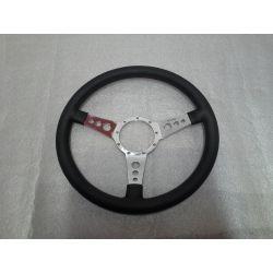 (E9 2.5CS-3.0CSL) Moto-Lita Leather Rim 15 Steering Wheel