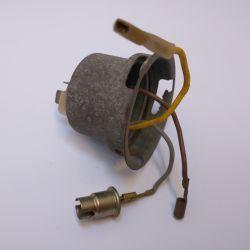 (E9 2.5CS-3.0CSL) Head Lamp Dip Beam Metal Inner Cover Cap NOS BMW