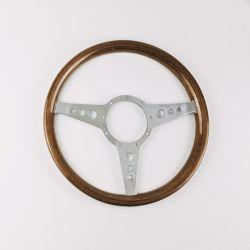 (E9 2.5CS-3.0CSL) Moto-Lita Walnut Rim 15 Steering Wheel
