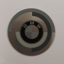 (E21) BBS Motorsport Centre Cap Badge Emblem 45mm