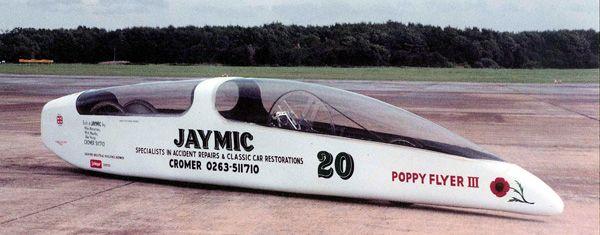 Poppy Flyer III