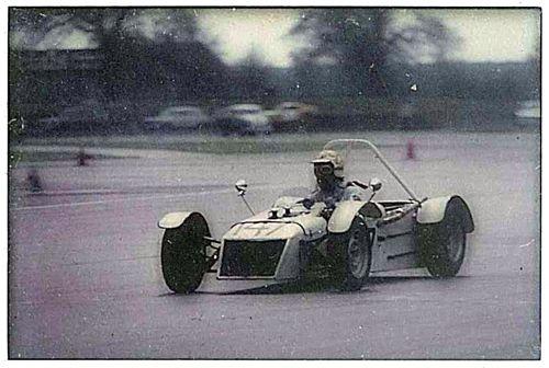 Jaymic Mk1 Formula 1200